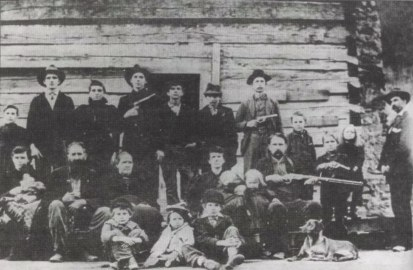 an analysis of feud a book by altina l waller The importance of teaching west virginia history  history of the hatfield-mccoy feud  a round table, by paul salstrom, ronald l lewis, altina waller.